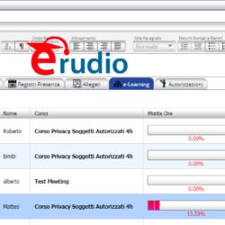 Un sistema di gestione dell'apprendimento (LMS) è un'applicazione software utilizzata per fornire formazione online.